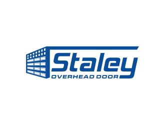 Staley Overhead Door logo design by brandshark