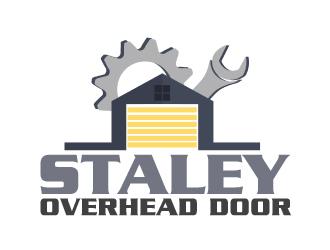 Staley Overhead Door logo design by AamirKhan