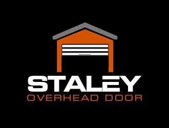 Staley Overhead Door logo design by kunejo
