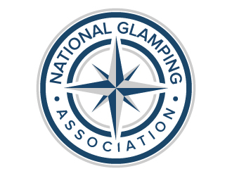 National Glamping Association  logo design