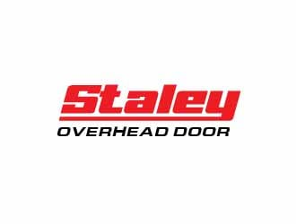 Staley Overhead Door logo design by usef44