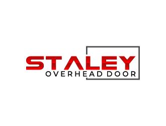 Staley Overhead Door logo design by fastsev