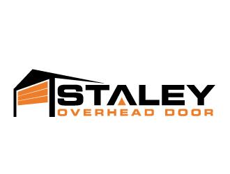 Staley Overhead Door logo design by jaize