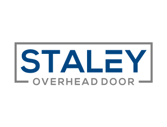Staley Overhead Door logo design by cintoko