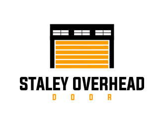 Staley Overhead Door logo design by JessicaLopes