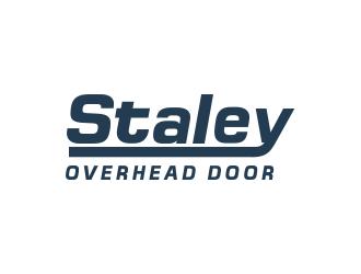 Staley Overhead Door logo design by Greenlight