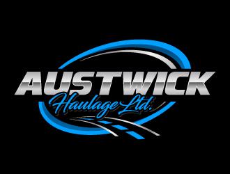 AUSTWICK HAULAGE LTD logo design