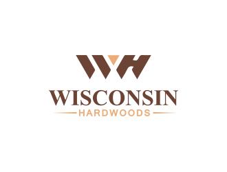 Wisconsin Hardwoods logo design