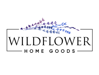 Wildflower Home Goods Logo Design