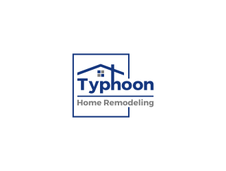 Typhoon Home Remodeling  logo design by graphicstar