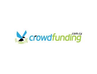 crowdfunding.com.cy logo design by lj.creative