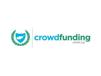 crowdfunding.com.cy logo design by GemahRipah