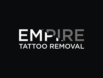 Empire Tattoo Removal logo design