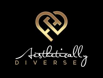 Aesthetically Diverse  logo design