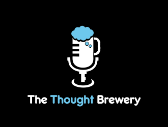 The Thought Brewery  logo design
