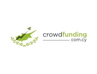 crowdfunding.com.cy logo design by Garmos