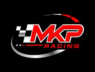 MKP Racing logo design