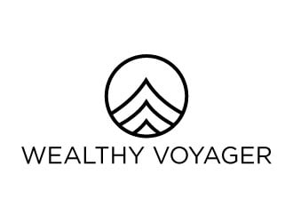 Wealthy Voyager logo design