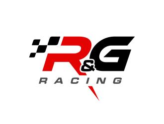 R&G Racing  logo design