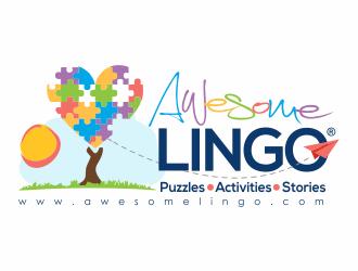 Awesome Lingo  logo design