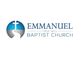 Emmanuel Free Will Baptist Church logo design