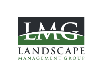Landscape Management Group logo design