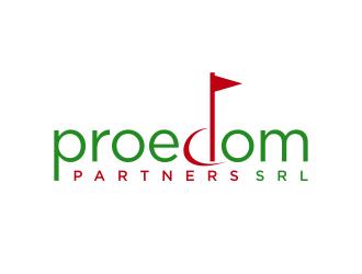 PROEDOM PARTNERS SRL logo design
