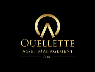 Ouellette Asset Management Corp. logo design
