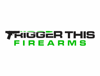 Trigger This Firearms Logo Design