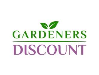 Gardeners Discount logo design