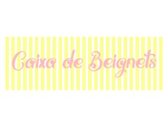 Caixa de Beignets logo design by art84