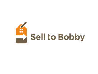 Sell to Bobby logo design by M J