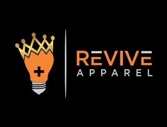 Revive apparel  logo design