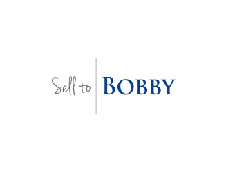 Sell to Bobby logo design by kopipanas