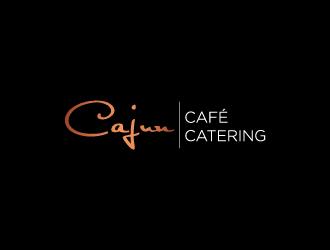 Cajun Café Catering logo design by wongndeso
