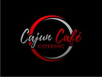 Cajun Café Catering logo design by sodimejo