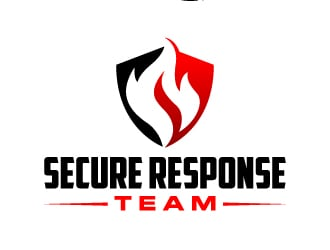 Secure Response Training LLC. logo design