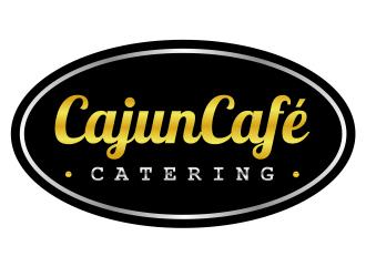 Cajun Café Catering logo design by aura