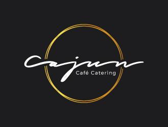 Cajun Café Catering logo design by logogeek