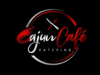 Cajun Café Catering logo design by jaize