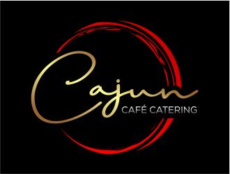 Cajun Café Catering logo design by cintoko
