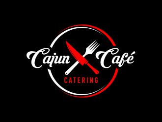 Cajun Café Catering logo design by bismillah