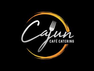Cajun Café Catering logo design by FirmanGibran