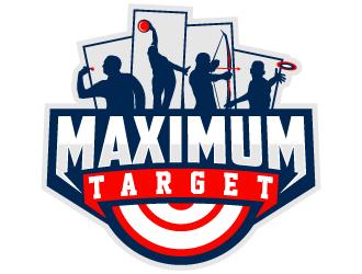 Maximum Target logo design