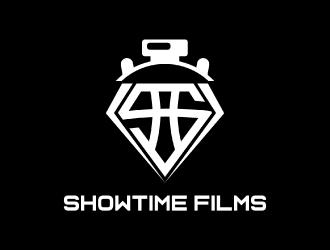 Showtime Films logo design by nona