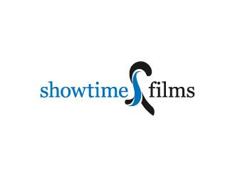 Showtime Films logo design by hwkomp