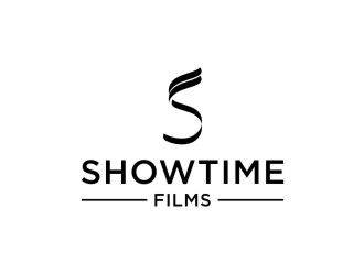 Showtime Films logo design by sabyan