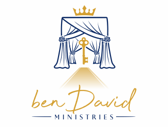 ben David Ministries logo design