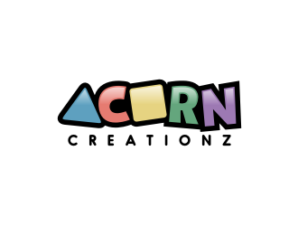 Acorn Creationz logo design