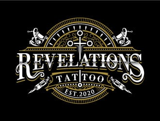 Tattoo Logo Design For Your Tattoo Shop 48hourslogo Com Choose from 30+ tattoo logo graphic resources and download in the form of png, eps, ai or psd. tattoo logo design for your tattoo shop